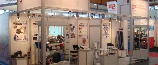 Simonis Participation in Plastic Fairs in 2014