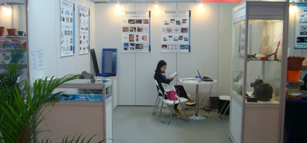 Simonis Plastic present in the largest plastic fair of Asia